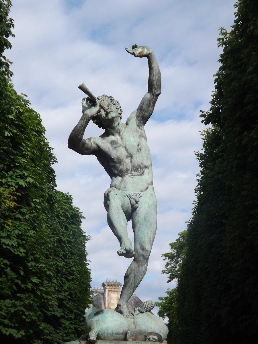 Voyageursaparistome6 archive du blog les statues du for Buvette des marionnettes du jardin du luxembourg