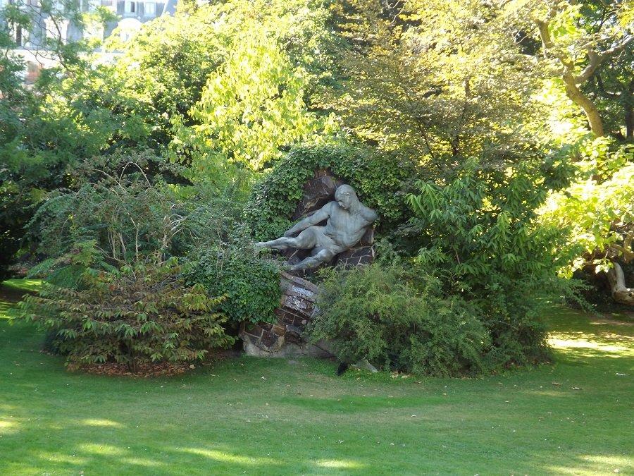 jardin luxembourg hercule 2