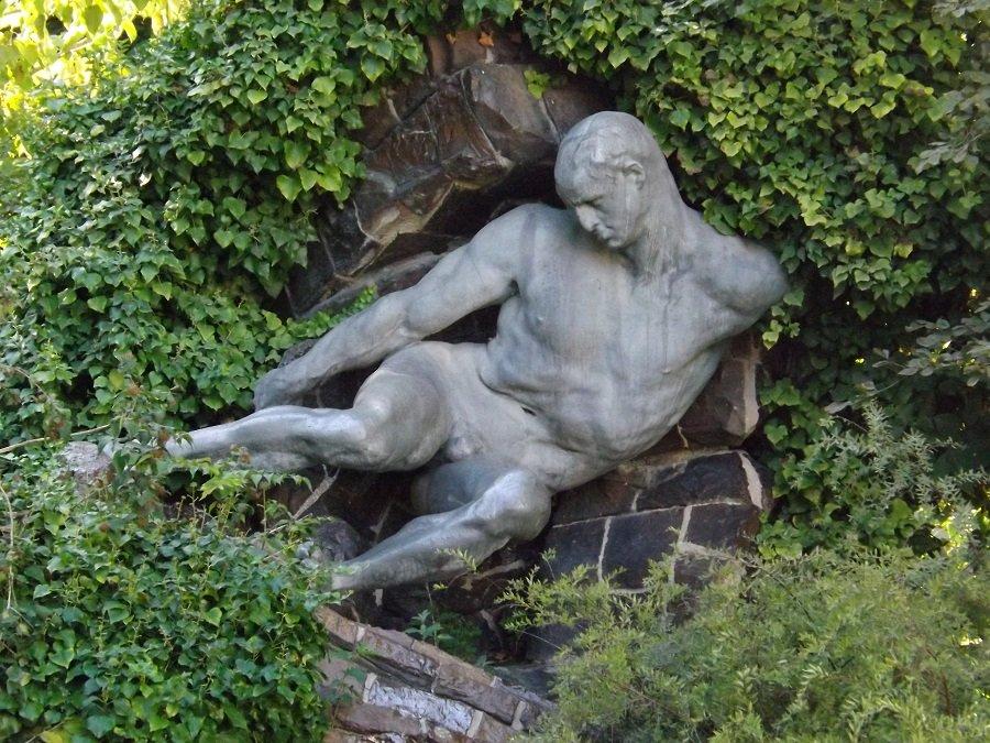 jardin luxembourg hercule 3