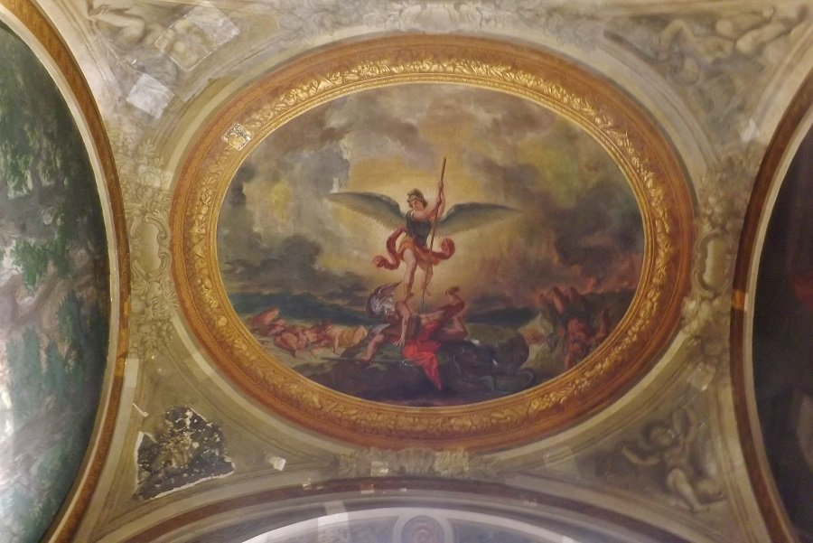 chapelle delacroix st sulpice