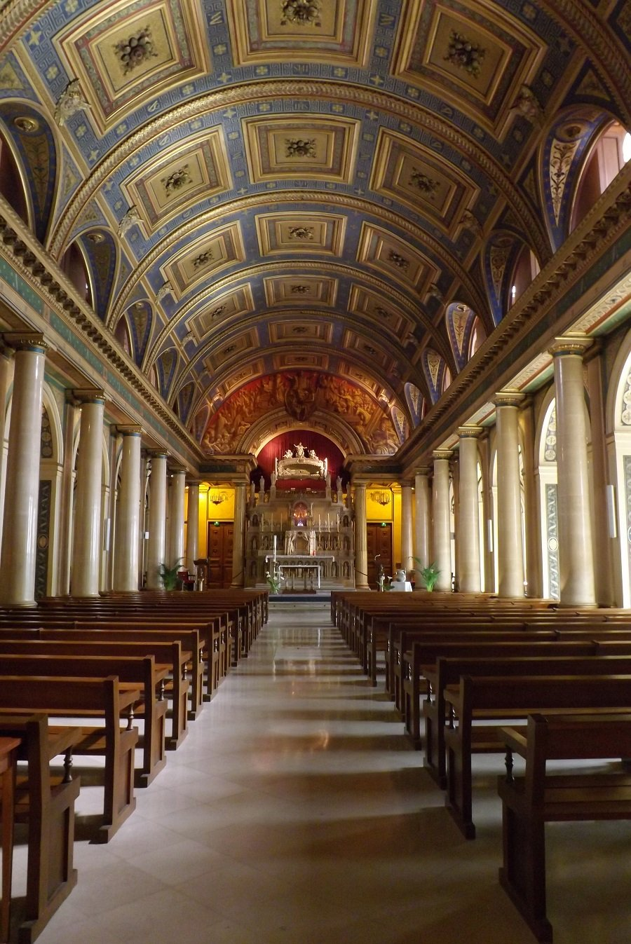 chapelle st vincent de paul