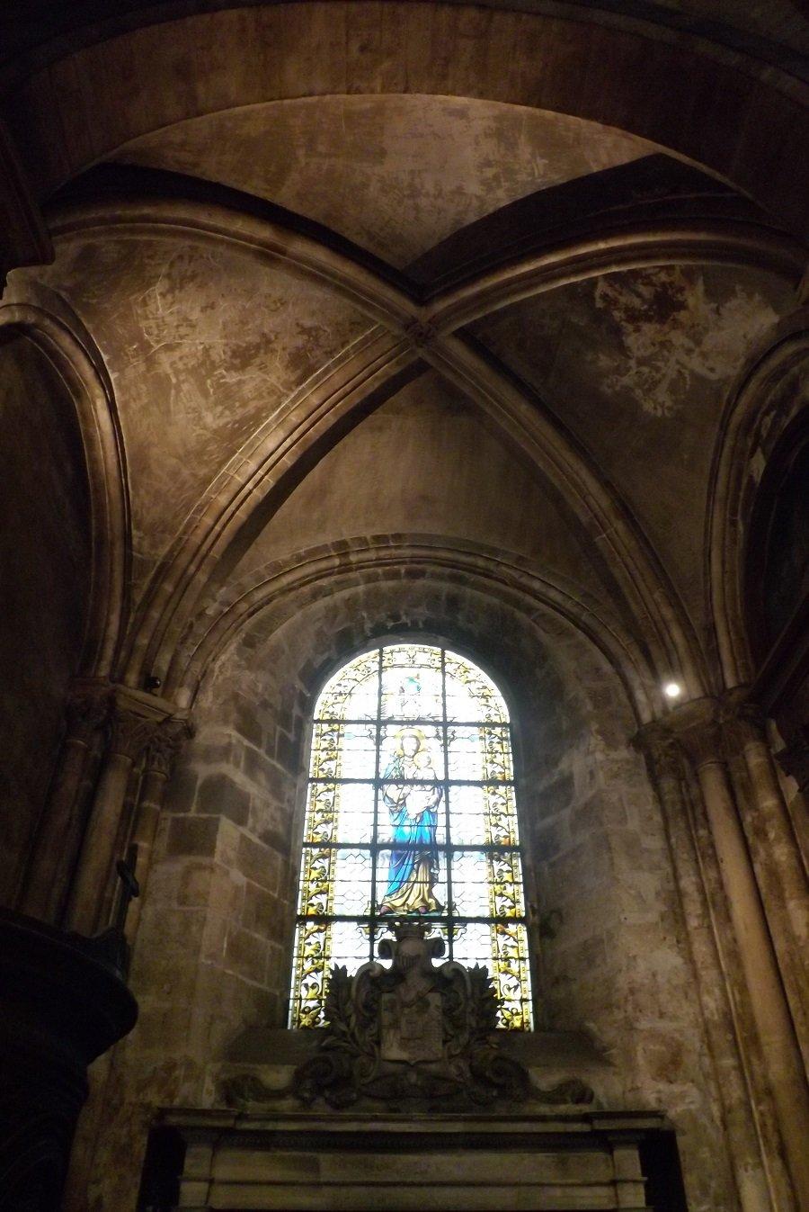 chapelle latérale saint joseph st germain nord