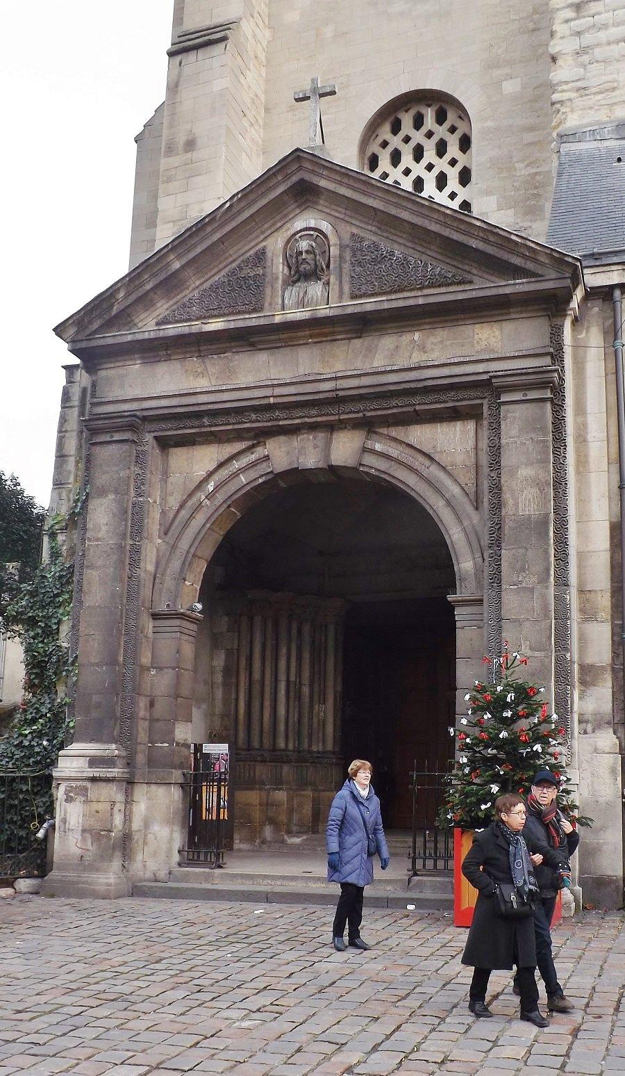 clocher porche saint-germain