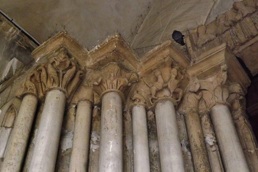 intérieur porche saint germain