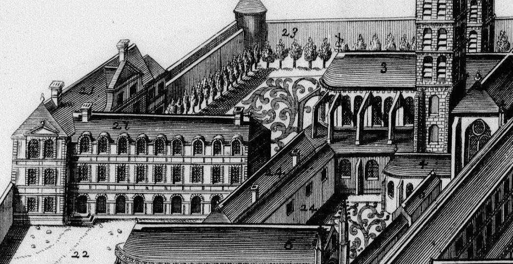 palais abbatial saint-germain
