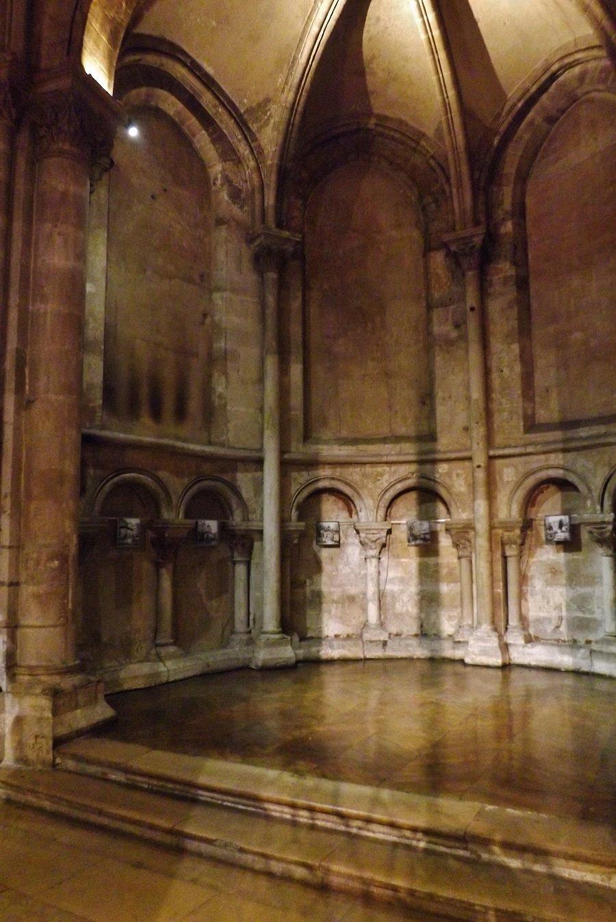 st germain des prés chapelle latérale