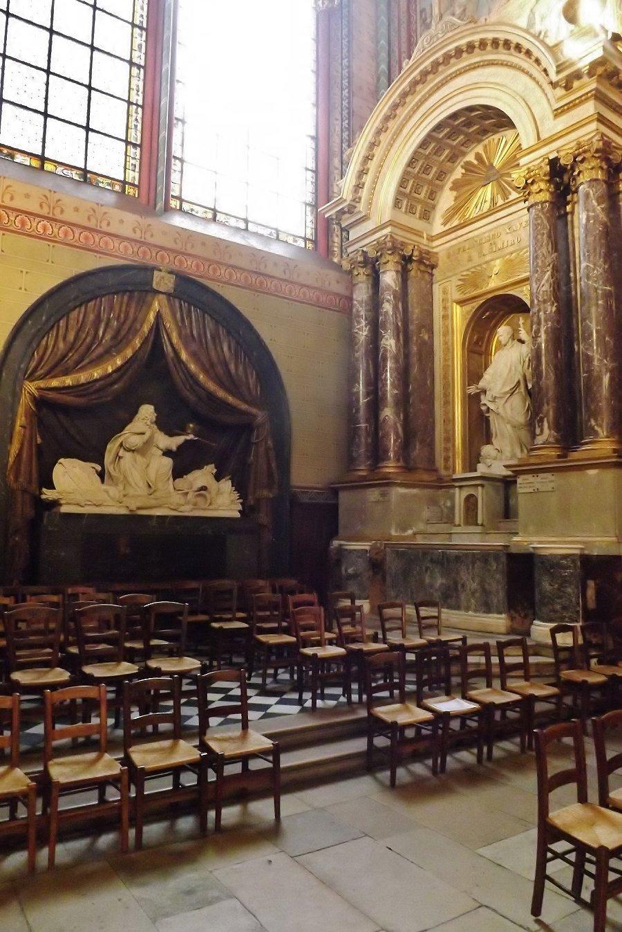 transept saint germain