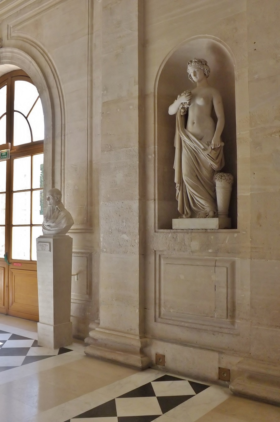 palais luxembourg galerie des questeurs