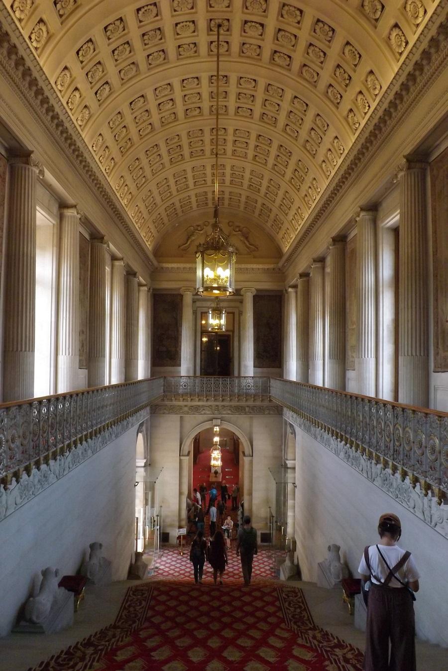 escalier d'honneur chalgrin