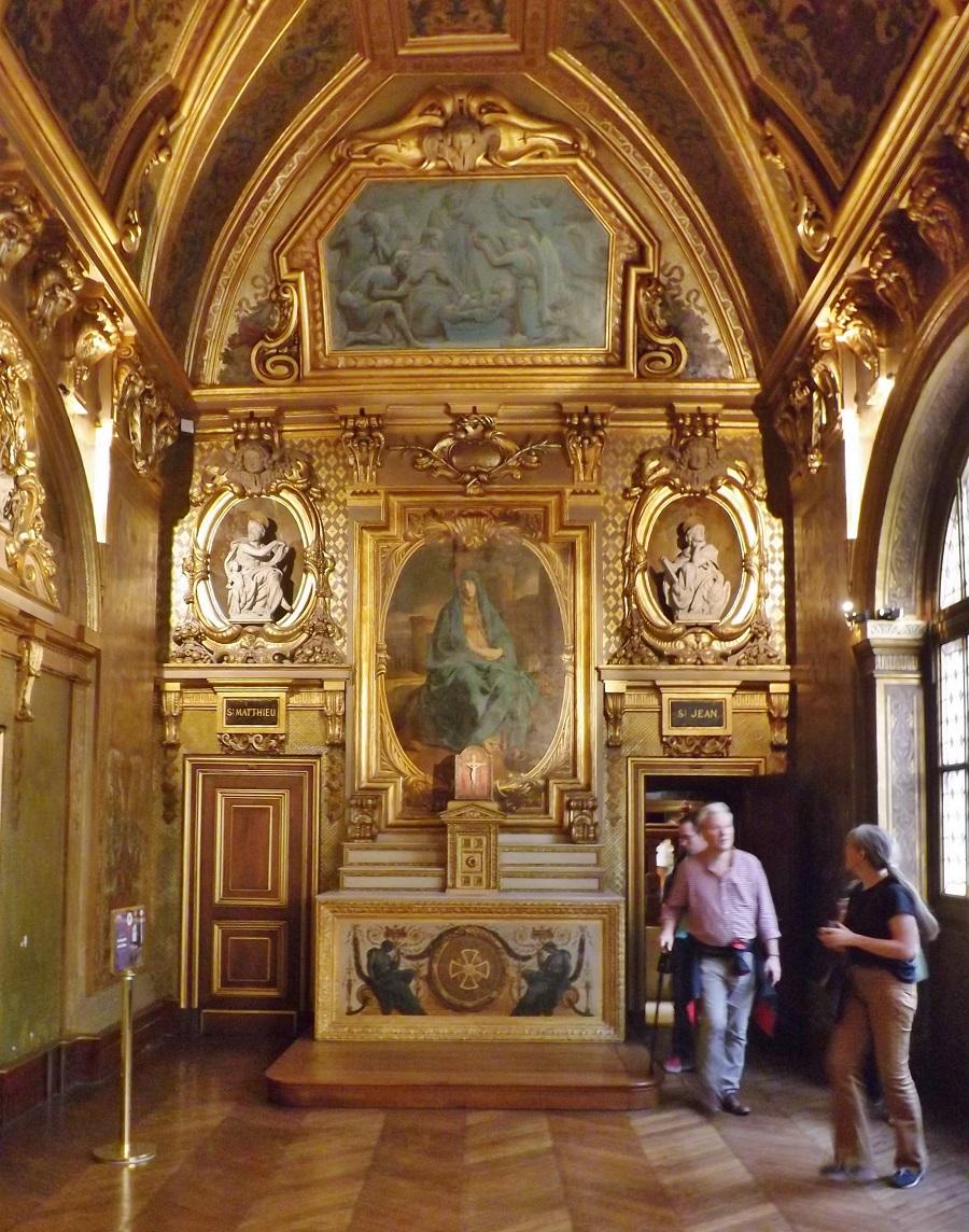 petit luxembourg chapelle de la reine